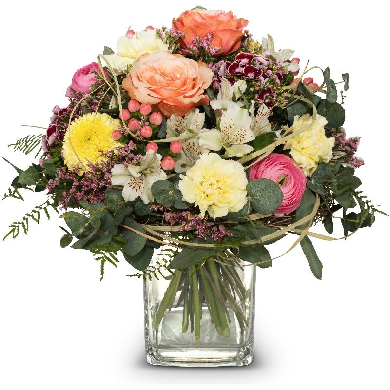 Bouquet de fleurs For the favorite person