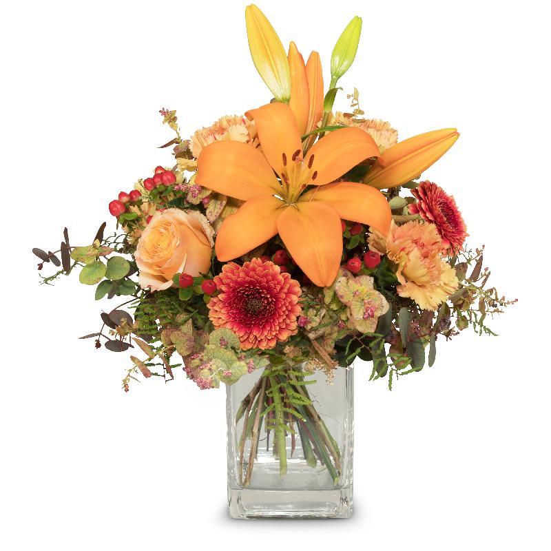 Bouquet de fleurs Harmony of Lilies