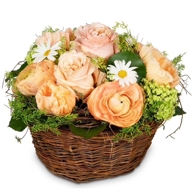 Bouquet de fleurs Romantic Floral Reverie