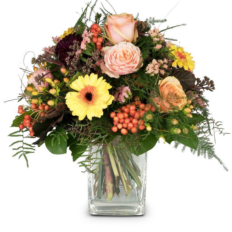 Bouquet de fleurs Indian Summer