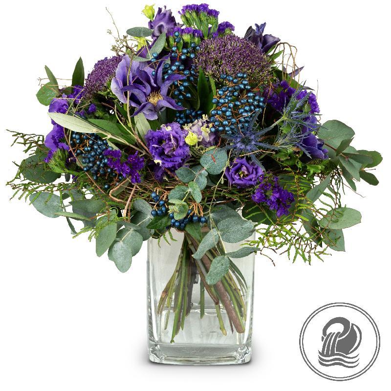 Bouquet de fleurs Bouquet Aquarius (21.01.-19.02.)