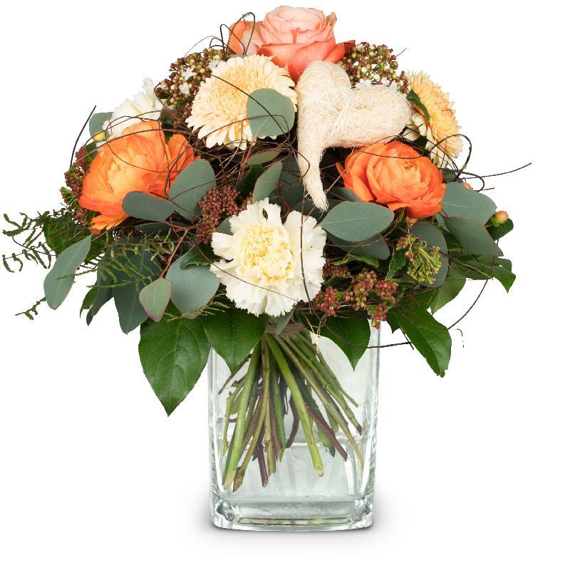 Bouquet de fleurs In my heart