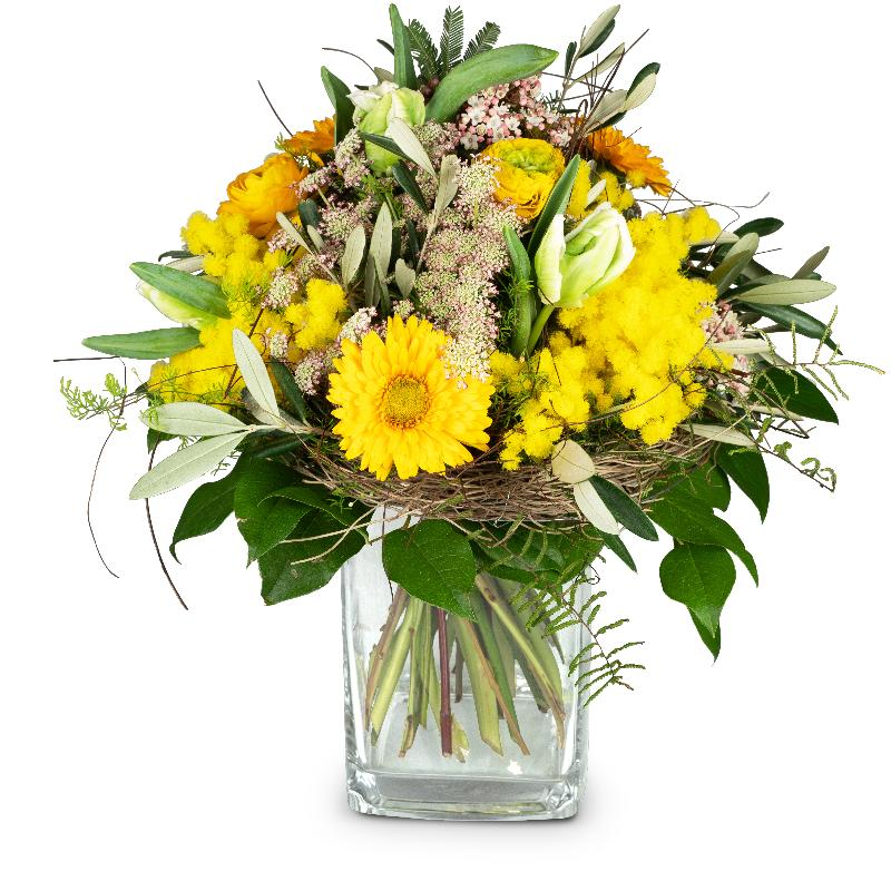 Bouquet de fleurs Spring Sunrays