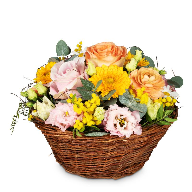Bouquet de fleurs Cheerful Spring Meadow