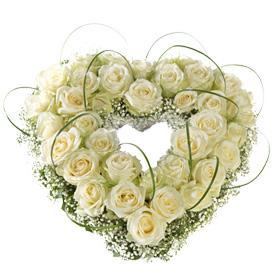 Bouquet de fleurs Bleeding Heart