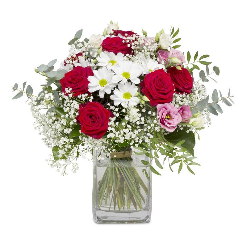 Bouquet de fleurs Lovely compliment
