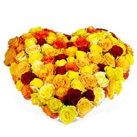 Bouquet de fleurs Eternally in our hearts