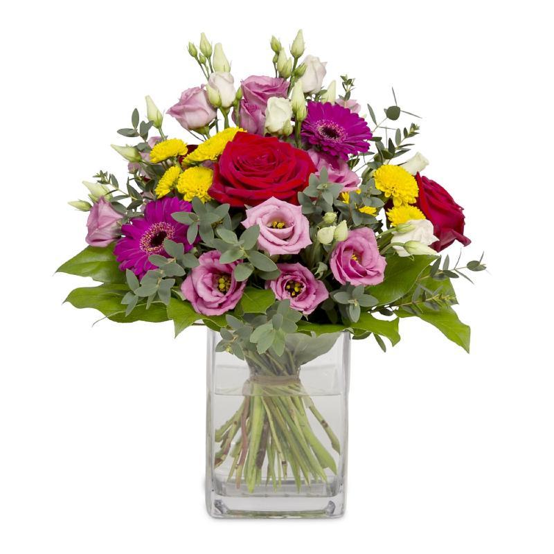 Bouquet de fleurs Kindest regards
