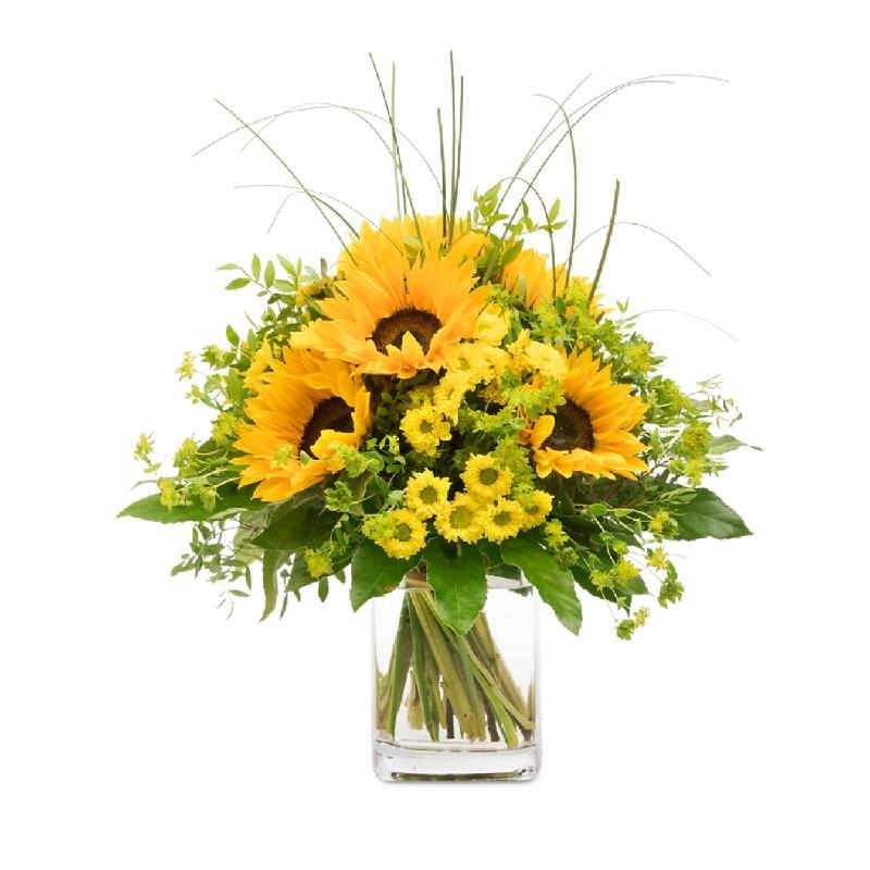 Bouquet de fleurs Sunflower Dream