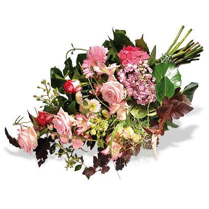 Bouquet de fleurs In loving memory