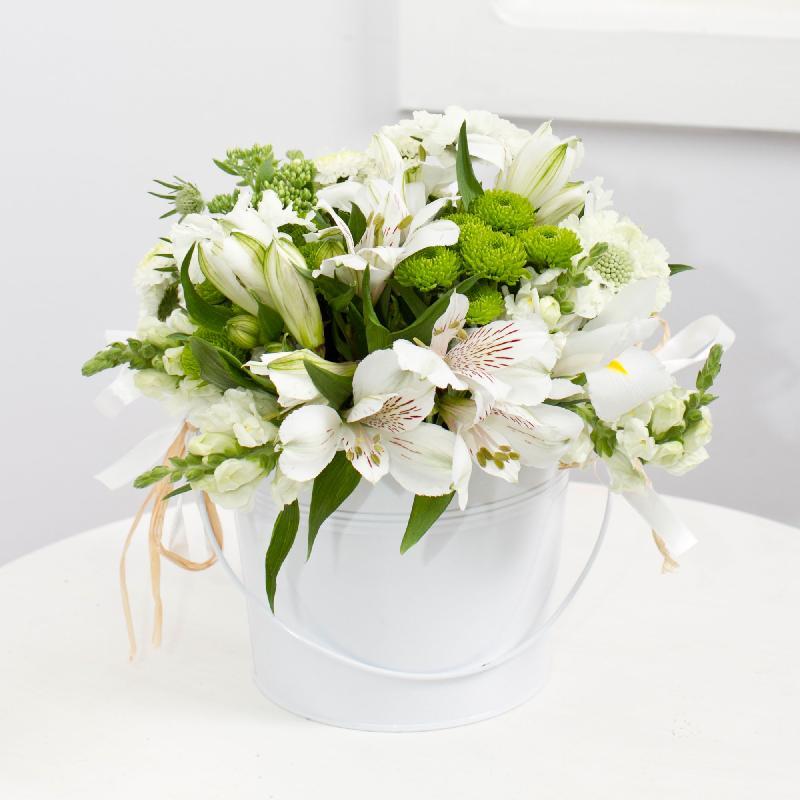"""Bouquet de fleurs """"White Dream"""""""