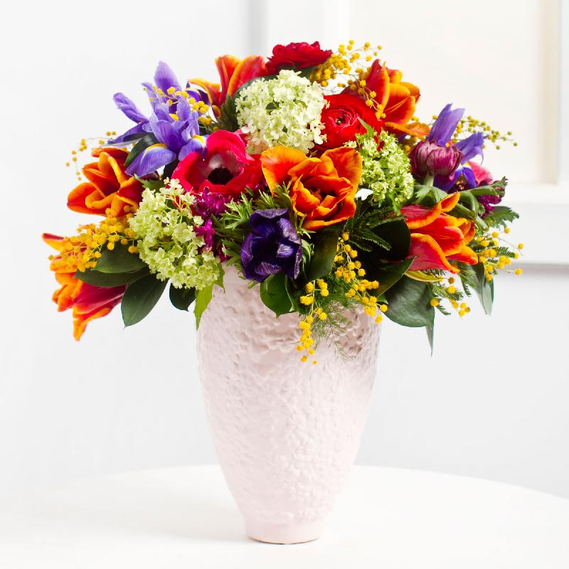 Bouquet de fleurs Cheerful Seasonal Bouquet
