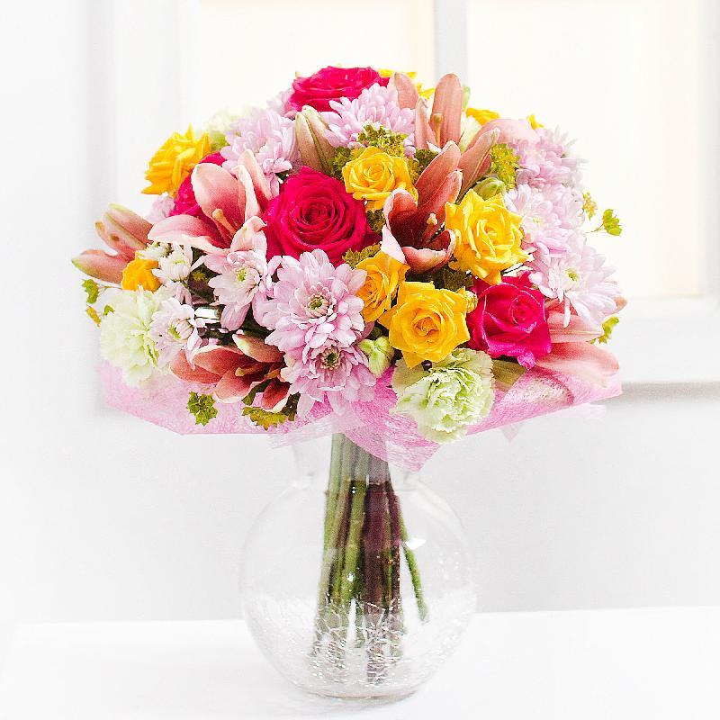 Bouquet de fleurs Sincere Gratitude