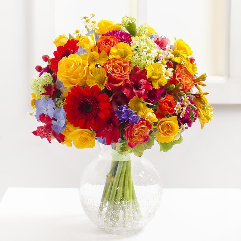 Bouquet de fleurs Shine of Happiness