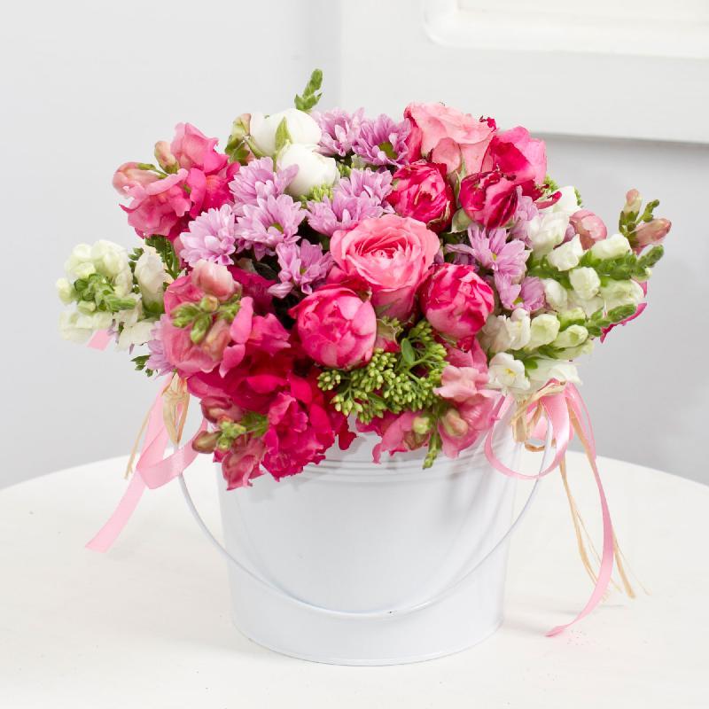 """Bouquet de fleurs """"Pink Dream"""""""