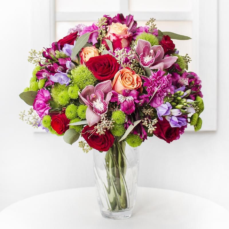 Bouquet de fleurs Sweet Smile