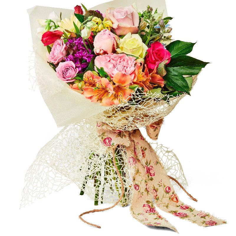 Bouquet de fleurs Renaissance