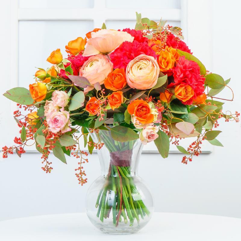 Bouquet de fleurs Under the Tuscan Sun