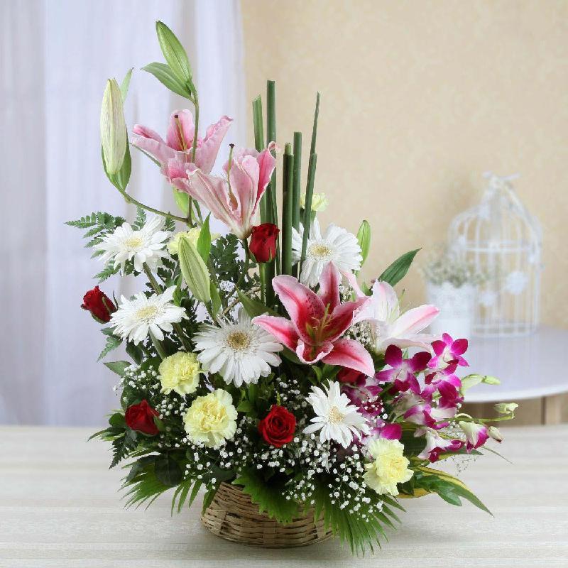 Bouquet de fleurs POETIC EXPRESSION
