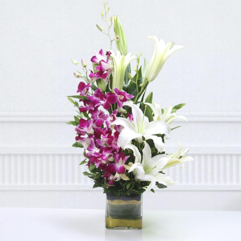 Bouquet de fleurs ORIENTAL FANTASY
