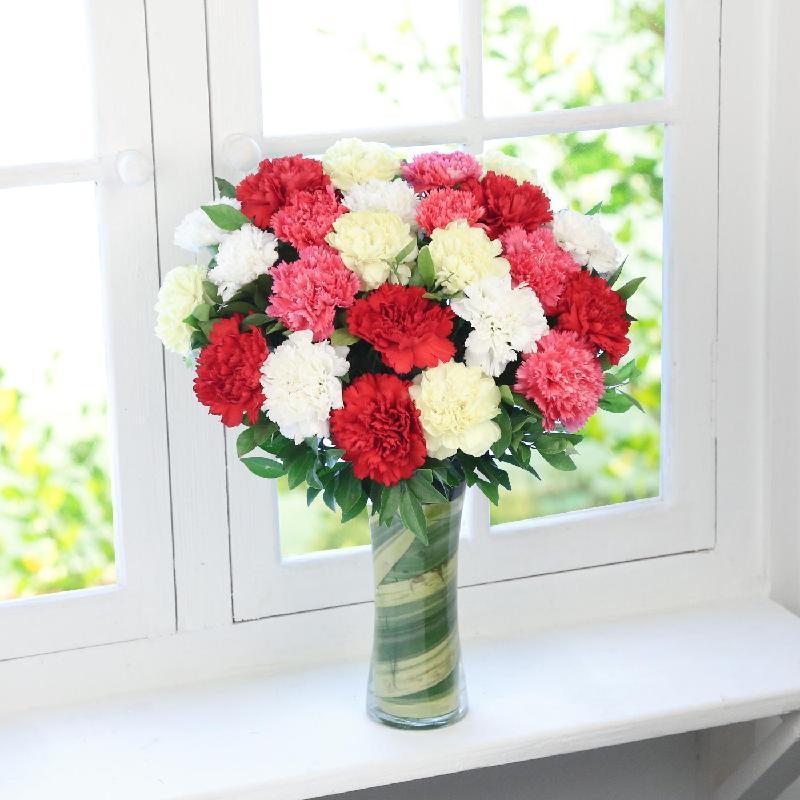 Bouquet de fleurs VIBRANT AURA