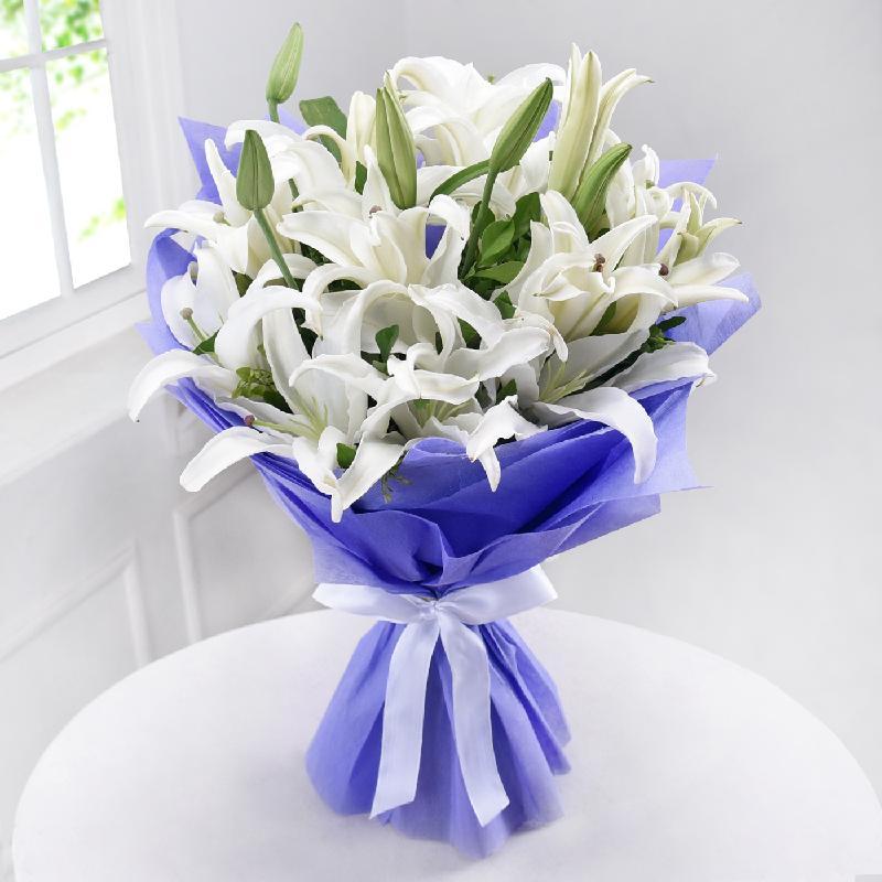 Bouquet de fleurs Lovely Lilies