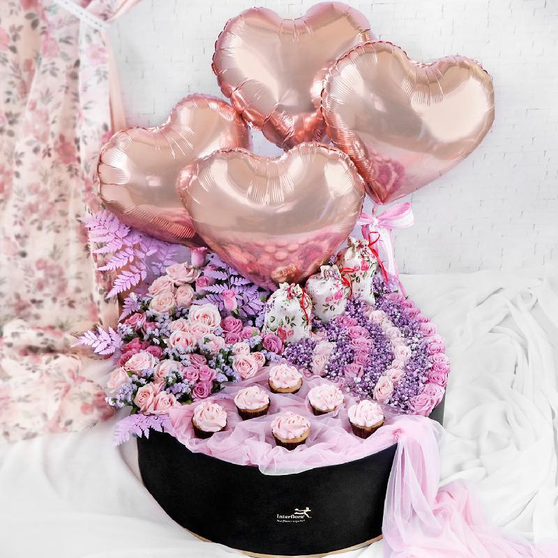 Bouquet de fleurs Floral Grandeur to Adore