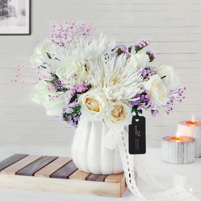 Bouquet de fleurs Soulful Blooms in Vase