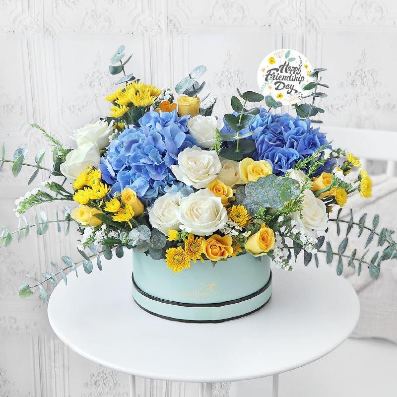 Bouquet de fleurs Rooting For You Flower Box