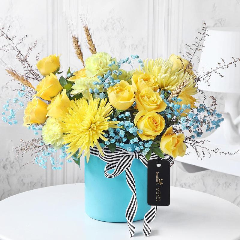 Bouquet de fleurs Floral Sunshine