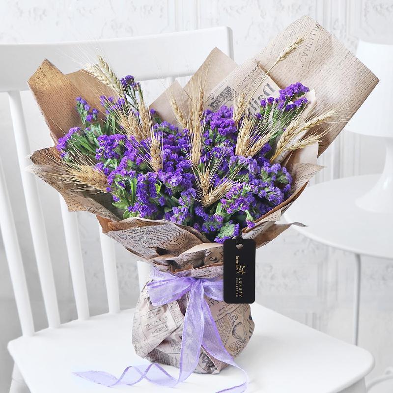 Bouquet de fleurs Rustic Charm Hand Tied