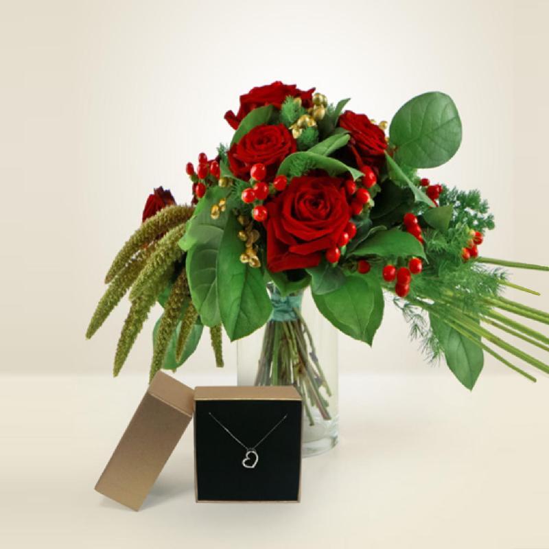 Bouquet de fleurs Particolarità