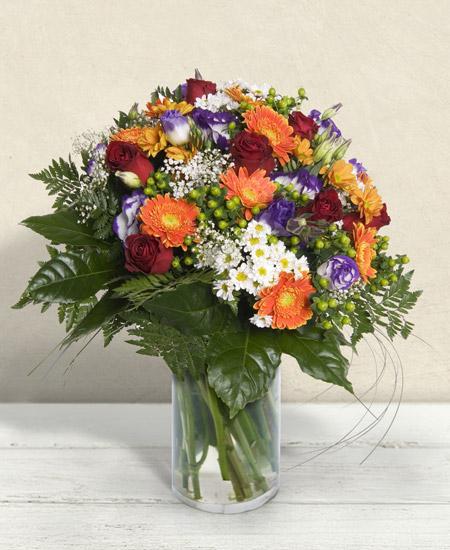 Bouquet de fleurs Brillante