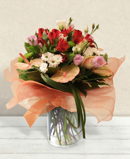 Bouquet de fleurs Fantasia