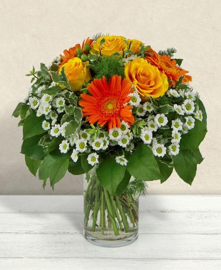 Bouquet de fleurs Armonia