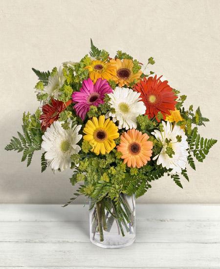 Bouquet de fleurs Aurora