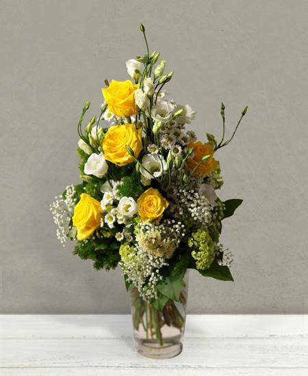 Bouquet de fleurs Allegria