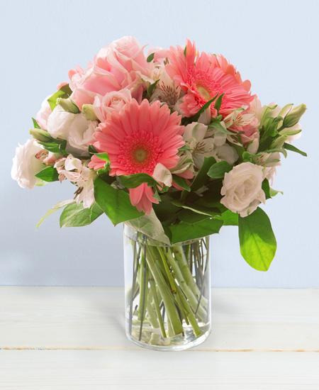 Bouquet de fleurs Benvenuta