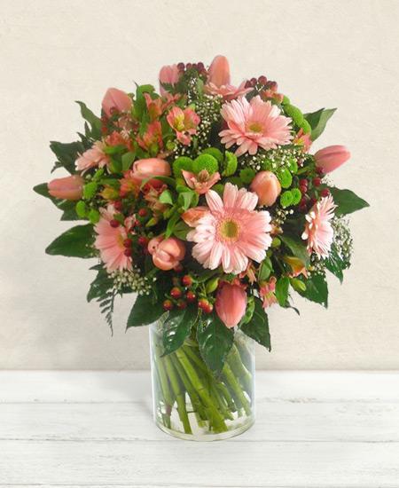 Bouquet de fleurs Pensierino