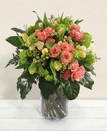 Bouquet de fleurs Gaia