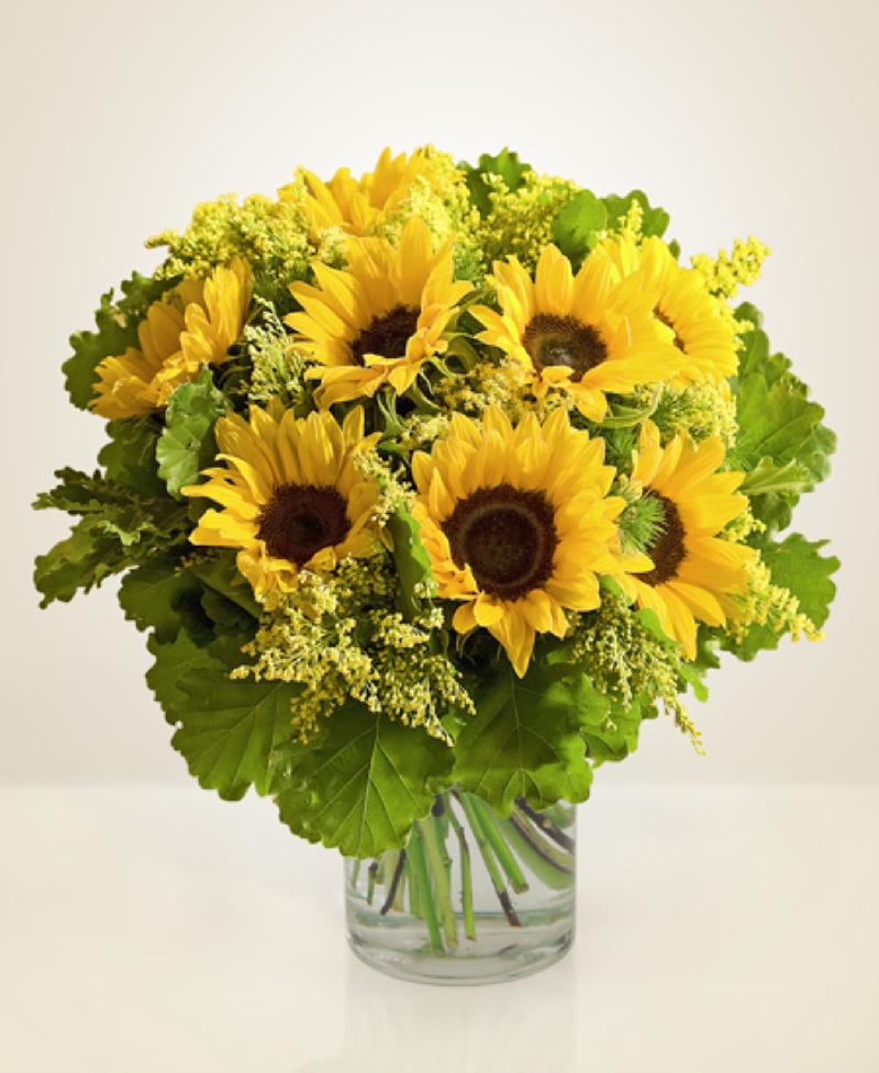 Bouquet de fleurs Festa