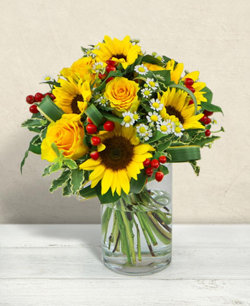 Bouquet de fleurs Dolce Estate