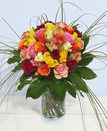 Bouquet de fleurs Colorando