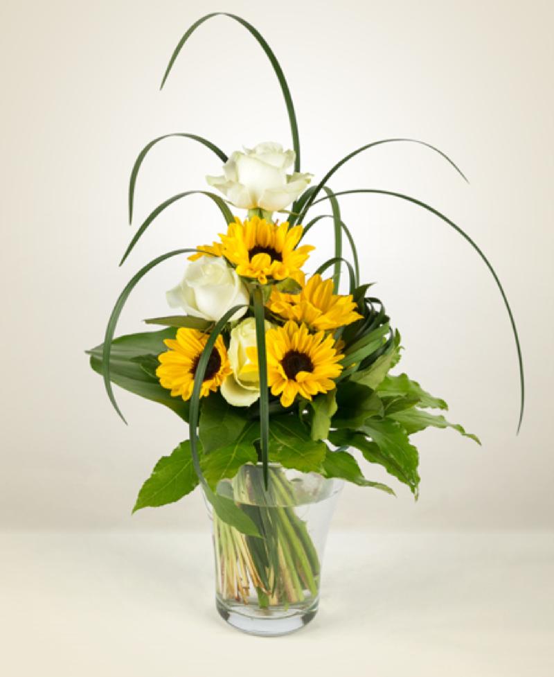 Bouquet de fleurs Symphonie