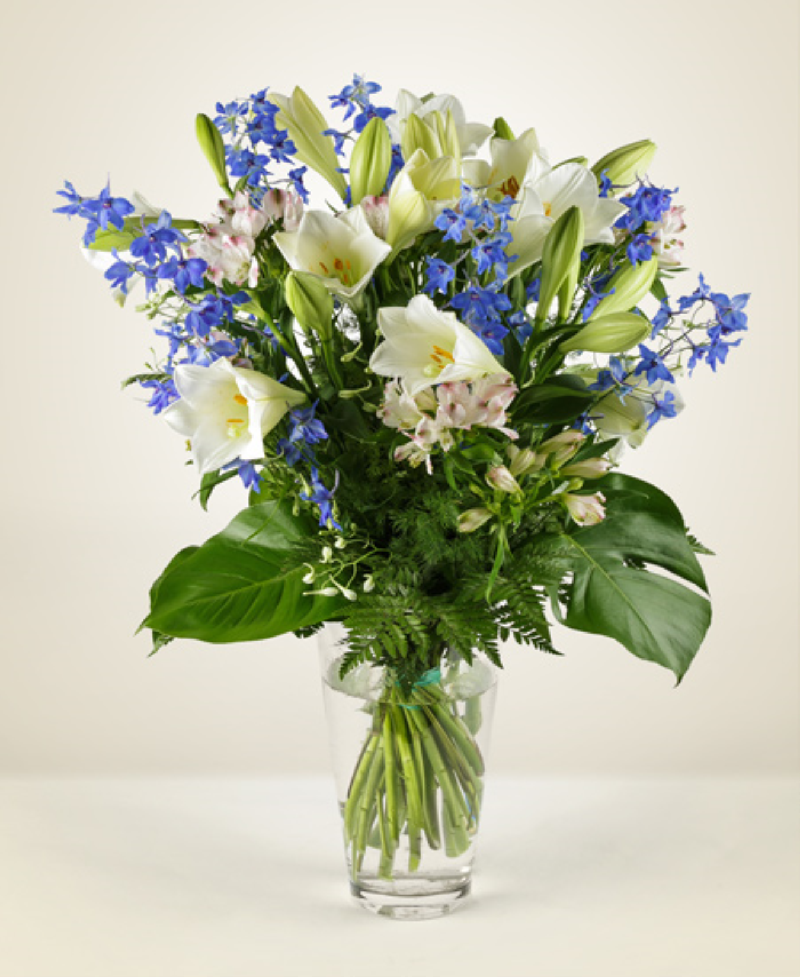 Bouquet de fleurs Effervescente