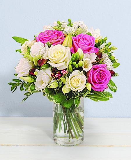 Bouquet de fleurs Pensami