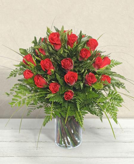 Bouquet de fleurs Romanticismo