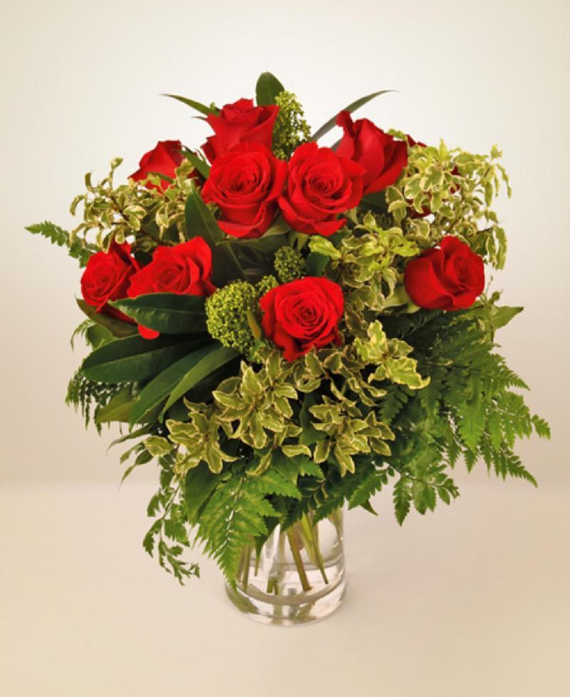 Bouquet de fleurs Follia d'amore