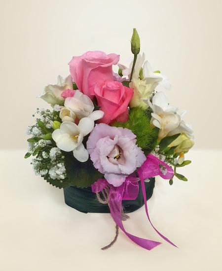 Bouquet de fleurs TVB Mamma