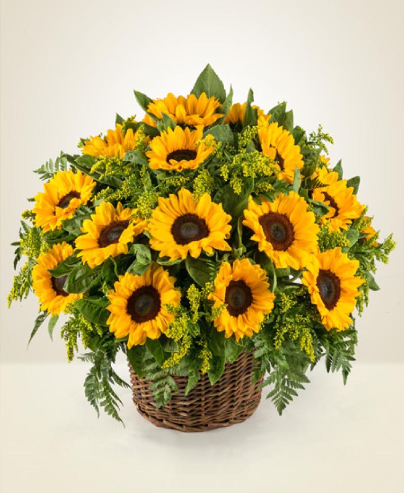 Bouquet de fleurs Albatro